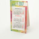 Kalendarz biurkowy z kalendarium w formie notesu
