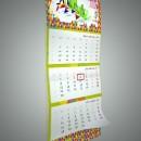 Kalendarz scienny- trojdzielny