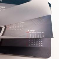 Podkladka otwierana z kalendarzem