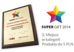 super gift 2014