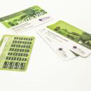 Wizytowki i karty stalego klienta